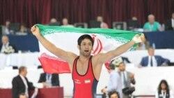 دومین طلای کاروان کشتی ایران