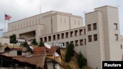 美国驻伊斯坦布尔领事馆(资料照片)