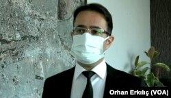 Gaziantep İl Sağlık Müdürü Ümit Mutlu Tiryaki
