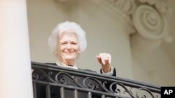 گالری عکس: زندگی باربارا بوش در ۱۳تصویر