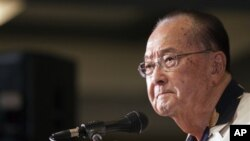 US Sen. Daniel Inouye (Nov. 2012 photo)