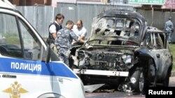 Các nhà điều tra Nga điều tra vụ nổ bom ở thành phố Kazan làm bị thương một giáo sĩ Hồi giáo