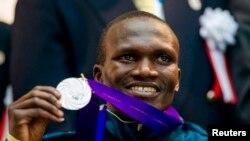 En images : les Africains médaillés d'or aux Jeux Olympiques