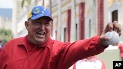 委內瑞拉總統查韋斯