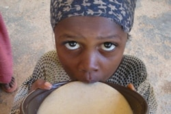 Ndimyake Mwakalyelye Reports On UNICEF Concerns For Children Due To Food Shortages