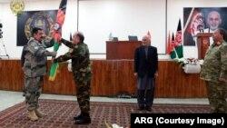 Maqsad armiyada kadrlar islohotini o'tkazish, deydi Prezident Ashraf G'ani