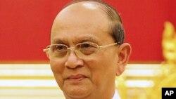 Tổng thống Miến Ðiện Thein Sein