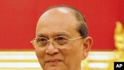 緬甸總統登盛承