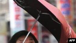 Giới hữu trách đã hủy một số chuyến bay và đóng một tuyến đường biển giữa Đài Loan và Hoa lục trước khi bão tới