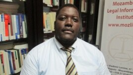 Delfim de Deus Júnior,  vice presidente da ordem dos advogados