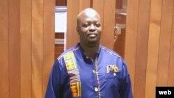 Kamana Achille, umuvugizi w'Urunana Nyarwanda Ruharanira Impinduka