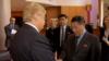 유럽의회 외교위원장, 강석주에 북한 비핵화 촉구