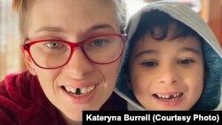 Kateryna Burrell