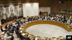 联合国安理会9月7号就伊朗及阻止核扩散问题举行会议