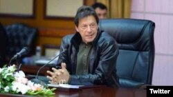 د پاکستان صدارعظم عمران خان