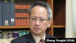台湾外交部发言人 夏季昌