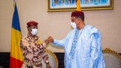 Mahamat Idriss Deby Ka Tama Niger