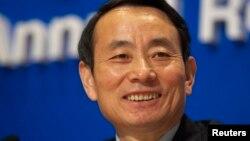Jiang Jiemen disingkirkan dari jabatannya sebagai kepala Komisi Pengawas dan Administrasi Permodalan milik negara (foto: dok).