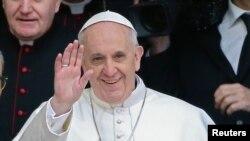 Papa Franjo Prvi