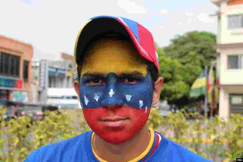 """Yo soy Venezuela"" [VOA]"