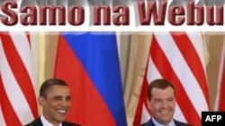 Tổng thống Obama và Tổng thống Medvedev ký hiệp định START Mới hồi tháng Tư