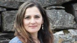 Simin Səbri feminist ədəbiyyatı haqda danışır