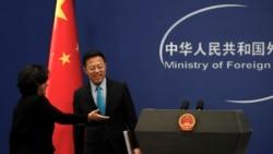 """用""""战狼外交""""讲中国故事 分析人士:这招不灵"""