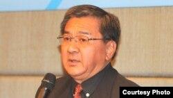 台湾润泰集团总裁尹衍梁 (唐奖基金会提供)