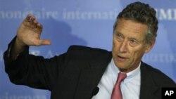 国际货币基金组织的首席经济学家布兰查德(资料照片)