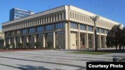 Здание Литовского сейма