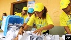 Novos eleitores podem decidir eleição em Timor Leste, diz analista - 2:15