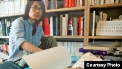 曾任南方周末高级记者、拥有近19万粉丝的网络大V李海鹏 (博讯图片)