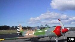 Як-52, принадлежащий американской компании Wild Blue Aviation. Такой же самолет разбился 26 марта 2011 года во Флориде