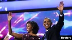 اوباما صدارتی انتخاب کے لیے دوبارہ اُمیدوار نامزد