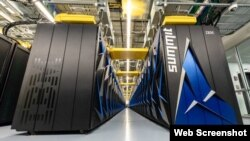 Sammit superkomputeri