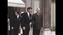 JFK Foreign Policy Saluted 50 Years After His Death