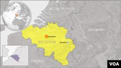 Verviers, en Belgique (VOA)