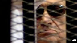 مصر کے سابق صدر حسنی مبارک