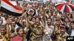 Yemen'de Yeni Gösteriler