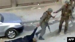 Öldürülen kişiler sokaklarda bırakılmıyor