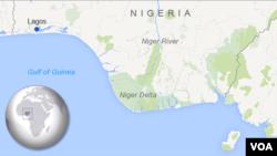 The Niger Delta, in Nigeria