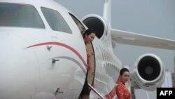 中国东方航空公司客机(法新社资料照)
