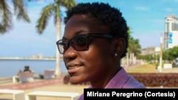 Sankofa, poetisa angolana