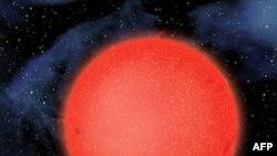 Hành tinh GJ1214b bay chung quanh một sao lùn đỏ