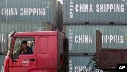 Nhu cầu về hàng hóa xuất khẩu của Trung Quốc giảm sút