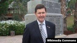 Bộ trưởng Quốc phòng Australia Kevin Andrews.