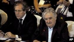 Las declaraciones de Mujica fueron vertidas tras el cruce de acusaciones entre Maduro y Almagro sobre la crisis política de Venezuela.