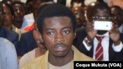 Arante Kivuvu, um dos activistas em julgamento, sob acusação de tentativa de golpe de Estado