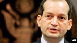 Alexander Acosta trabajó como abogado en la División de Derechos Civiles del Departamento de Justicia.