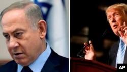 Trump invitó al primer Ministro de Israel a una reunión para febrero en la Casa Blanca.